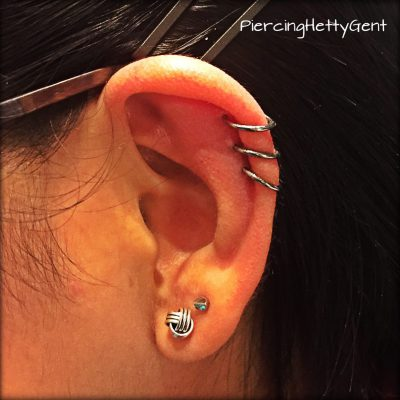 helix 3x ring
